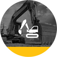 Earthmoving Equipment and tools