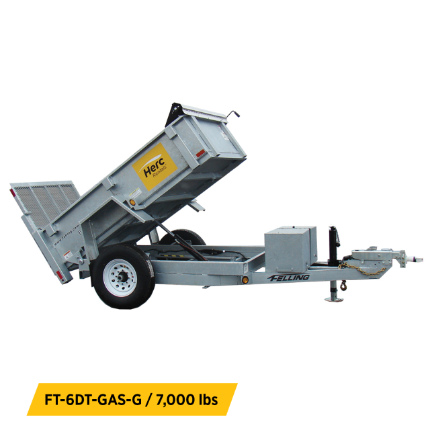 Dump Trailers Equipment