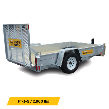 Utility Trailers Equipment